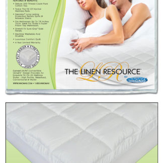 Cotton plush Mattress Pad