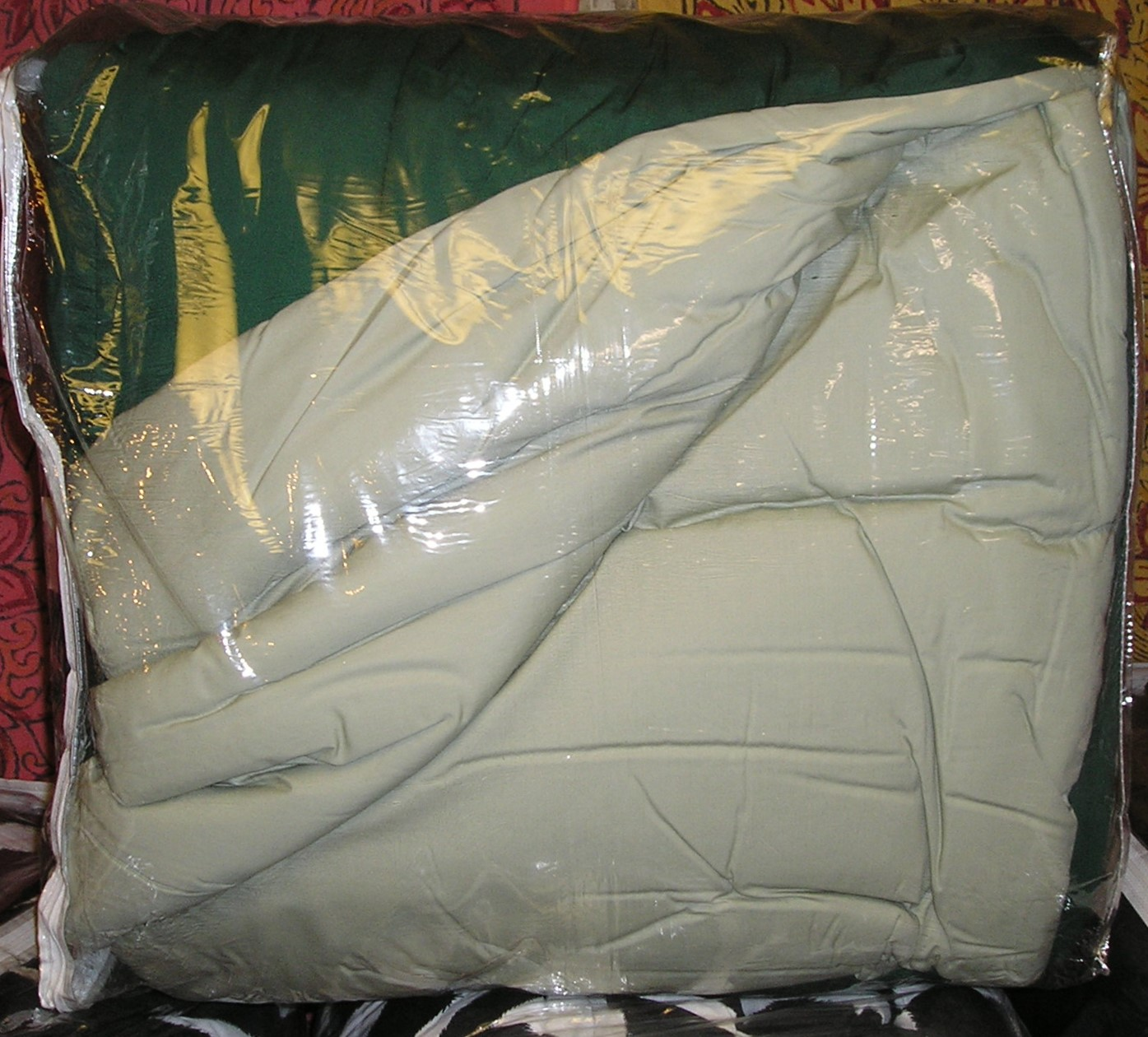 Mayfield Waterbed Comforter Fits A Queen Or King Oversized