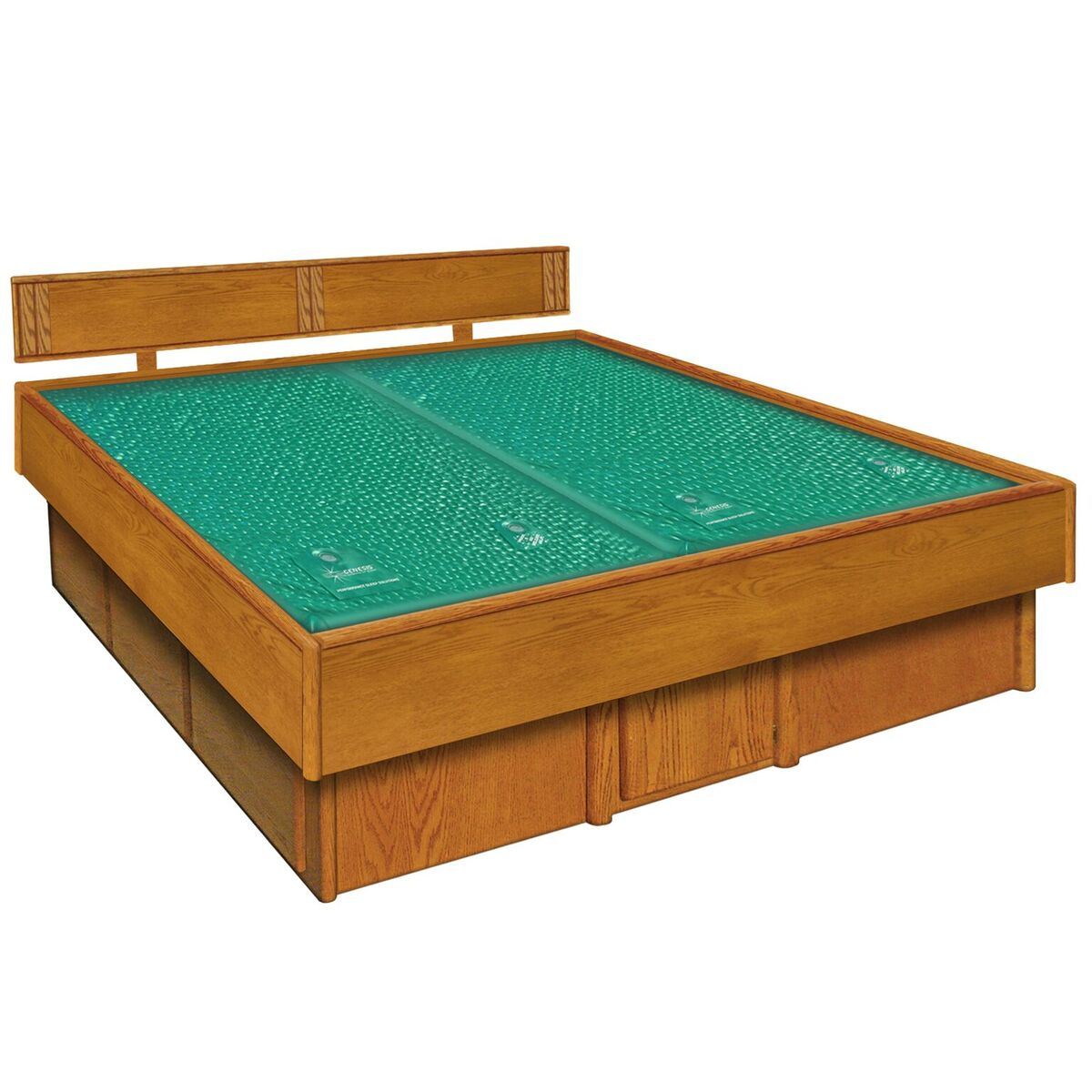 5 Board Waterbed Preview Jpeg Country Waterbed Store