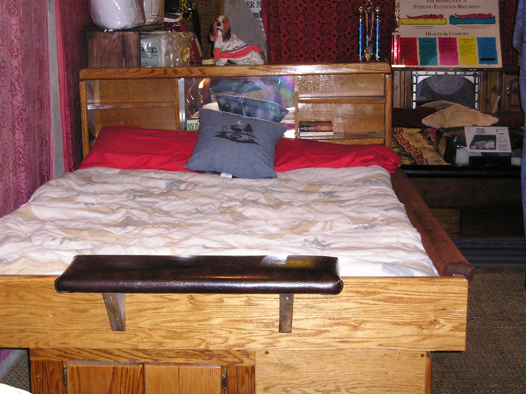 Jensens Thermoshield For Waterbeds No Heater Needed With This Topper Waterbed
