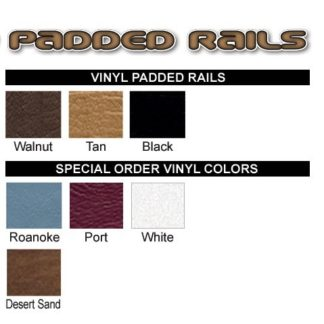vinyl rails